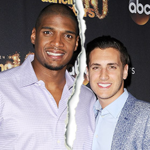Michael Sam breaks up with fiancé, Vito Cammisano