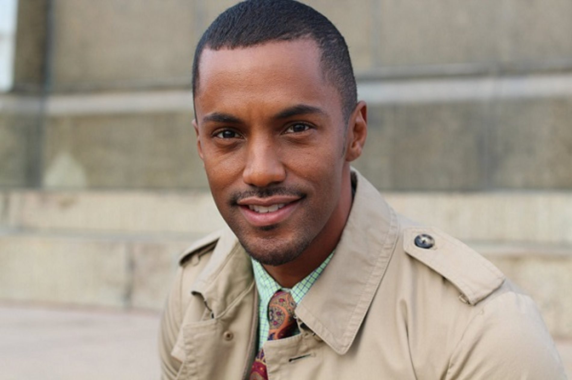 Actor Darryl Stephens speaks on his struggles with being black and gay in Hollywood