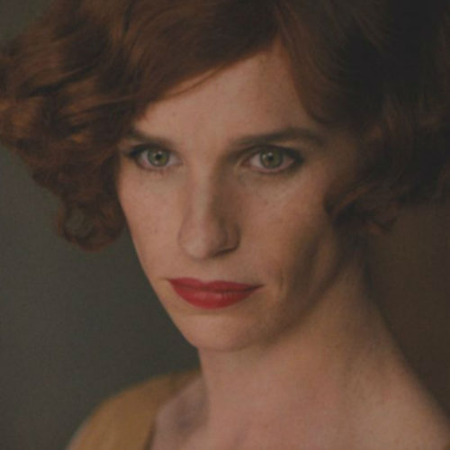 Eddie Redmayne dazzles in 'The Danish Girl' movie posters