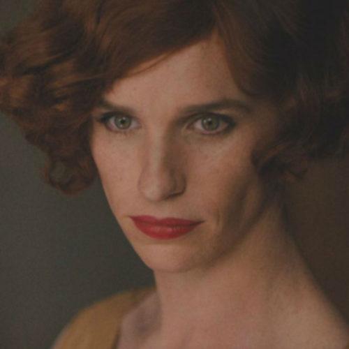 Eddie Redmayne dazzles in 'The Danish Girl' movie posters