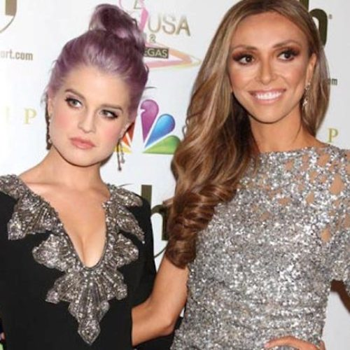 'I don't like Giuliana.' – Kelly Osbourne Blasts Former Co-host Giuliana Rancic