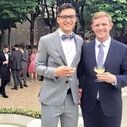 Man Attacks Gay Couple Who Graduated From West Point, And Gets His Ass Subsequently Handed to Him