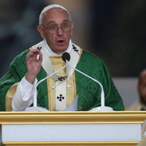 Pope Francis Speaks On Gay Marriage