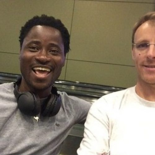 Bisi Alimi Gets Engaged