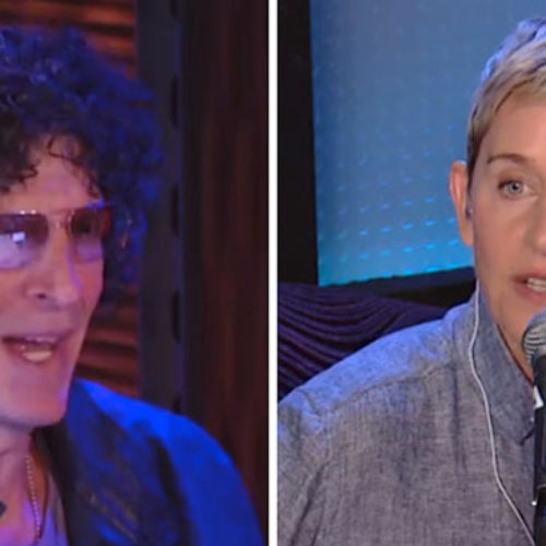 'Caitlyn Jenner Is Judging Gay People.' Ellen DeGeneres To Howard Stern