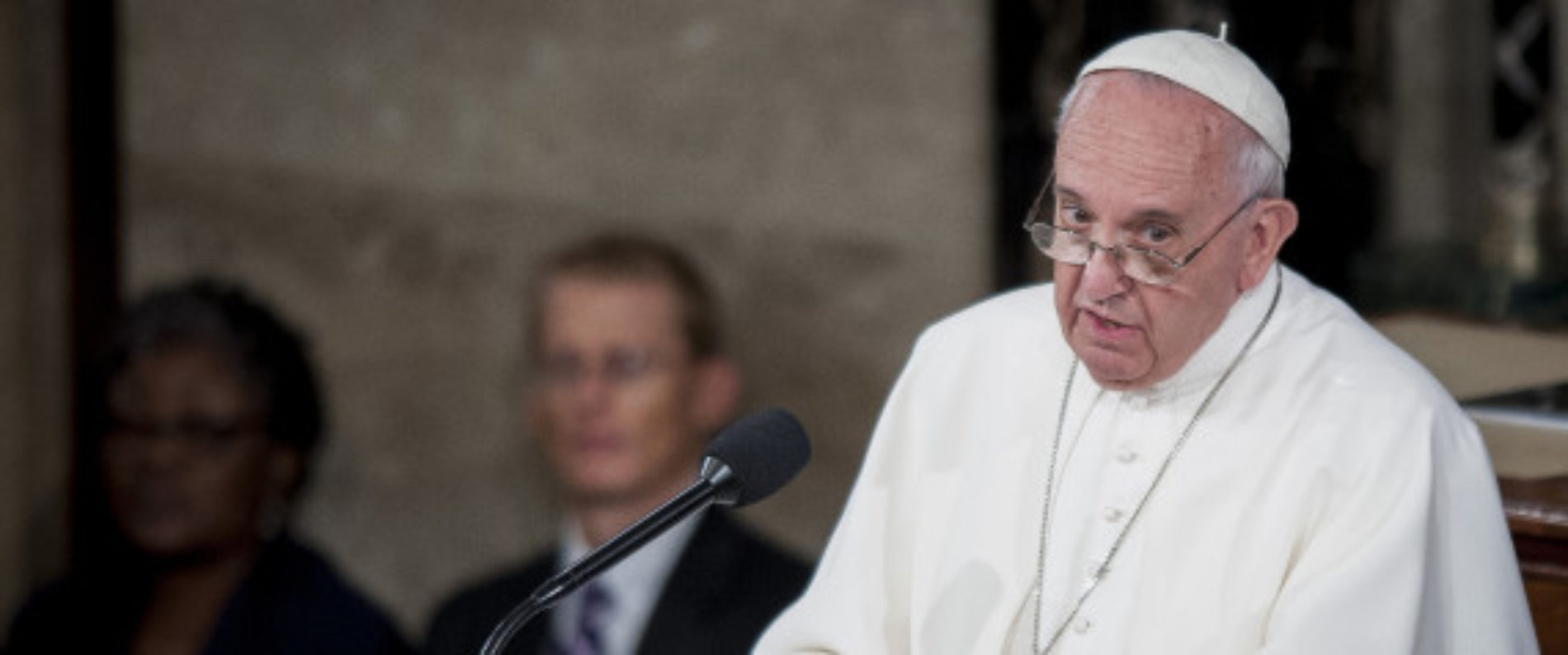 How Pope Francis Undermined the Goodwill of His Trip and Proved to Be a Coward