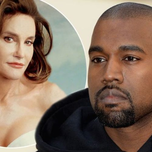Kanye West Says He's 'Proud' of Caitlyn Jenner for 'Breaking Ground'