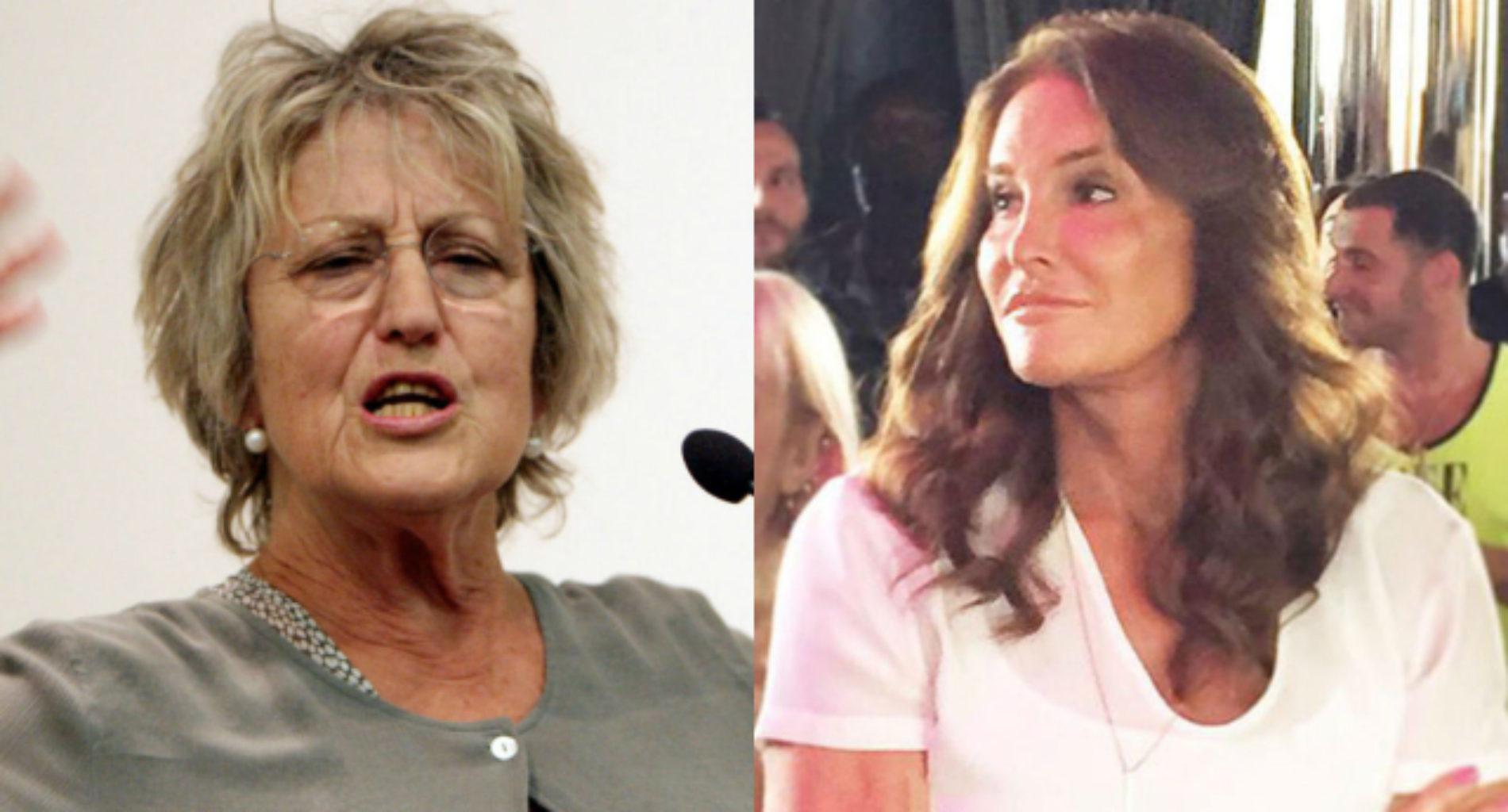 Feminist Germaine Greer Goes on Anti-Trans Rant Over Caitlyn Jenner