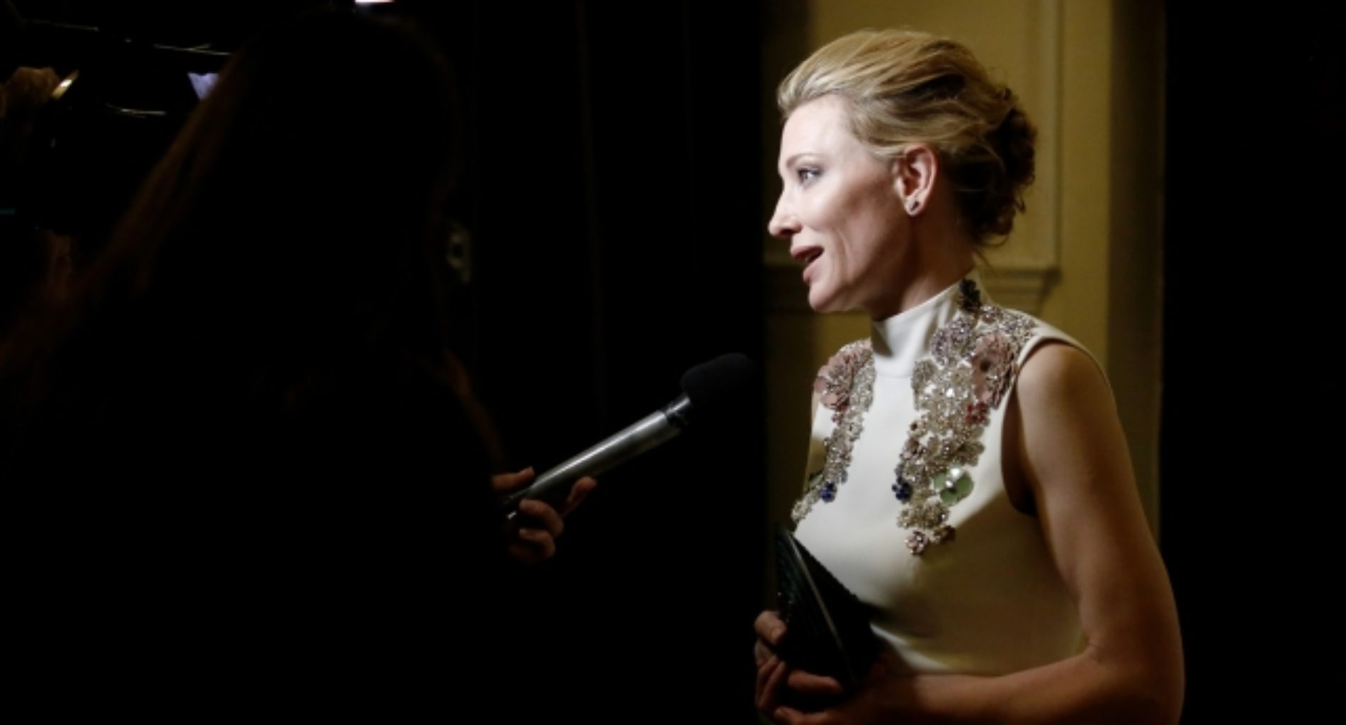 Cate Blanchett responds to the question about her sexuality