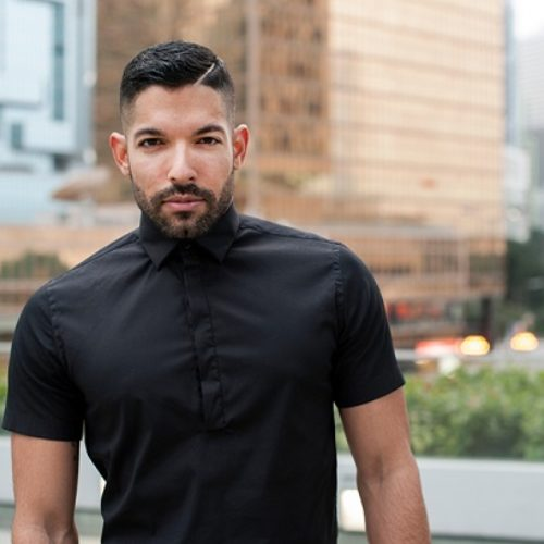 A New Mr. Gay World: Emmanuel Mass Luciano