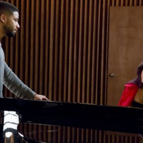 About That Kiss On 'Empire'
