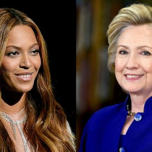 """I Want To Be As Good A President As Beyoncé Is A Performer."" Hillary Clinton"