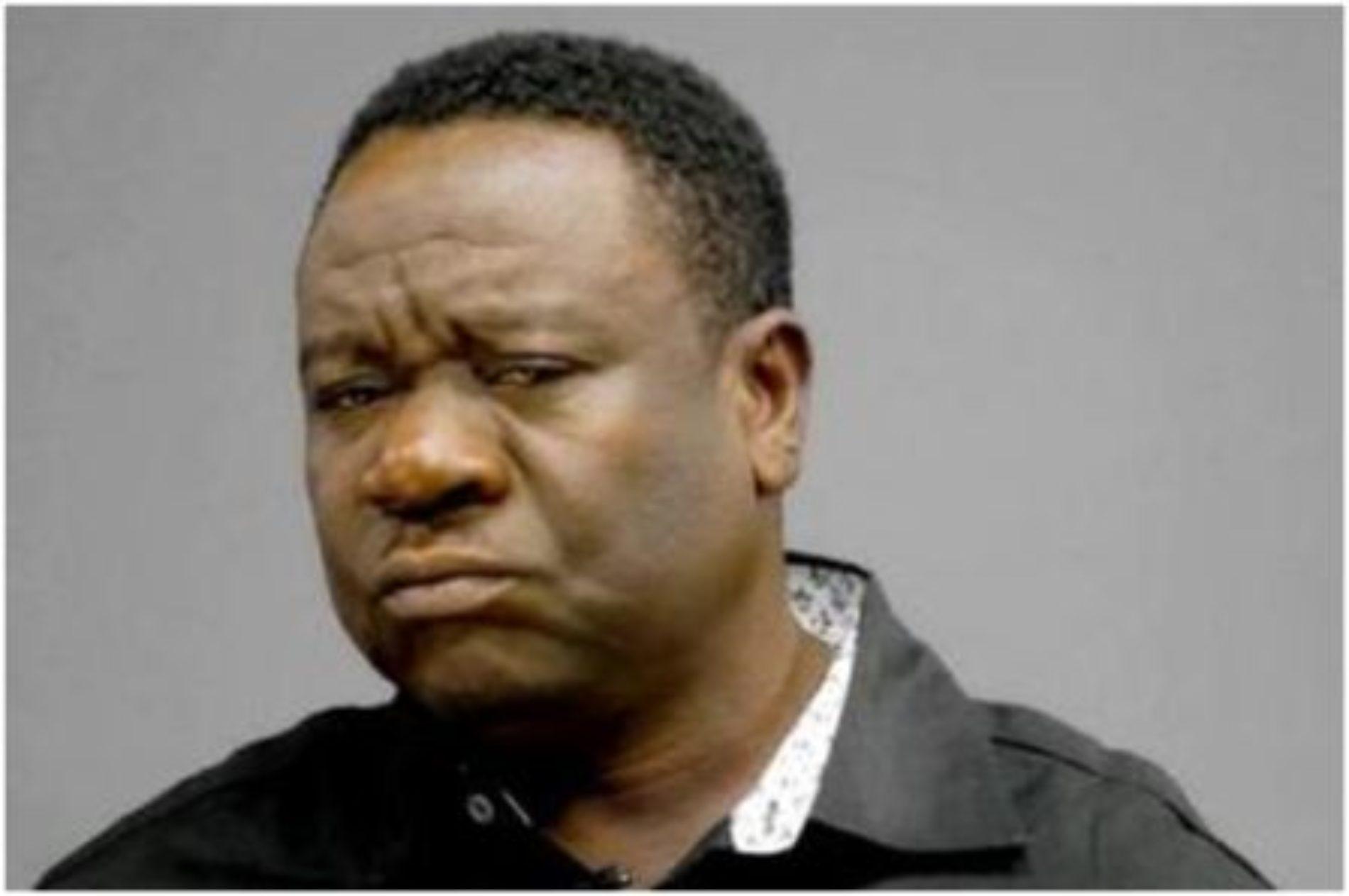 Mr. Ibu Says Homosexuality is tearing Nollywood apart