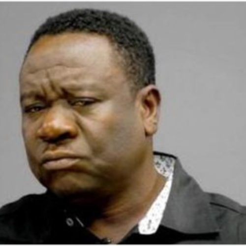 Mr. Ibu Says Homosexuality is tearing Nollywood apart