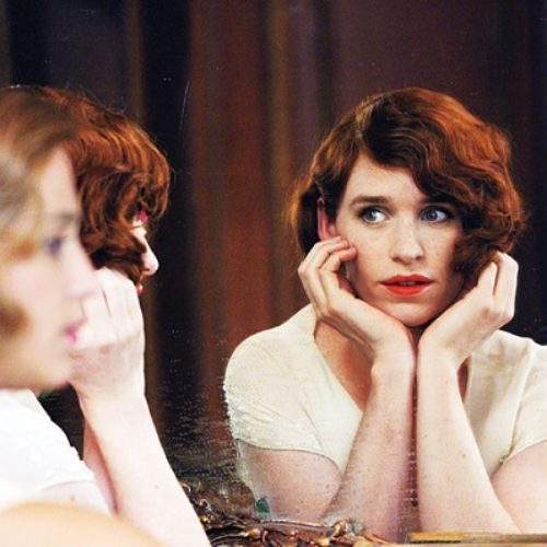Actor Eddie Redmayne talks of how vulnerable he felt, playing a trans woman