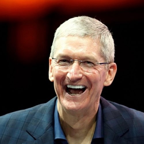 Tim Cook talks about being gay role model