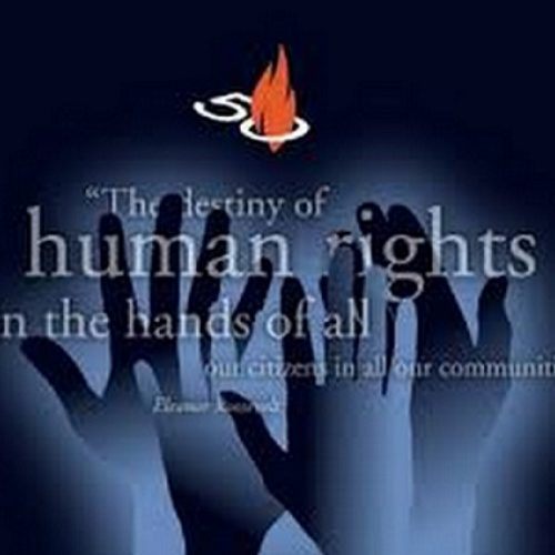 WHY SHOULDN'T WE ALL BE HUMAN RIGHTS ACTIVISTS?