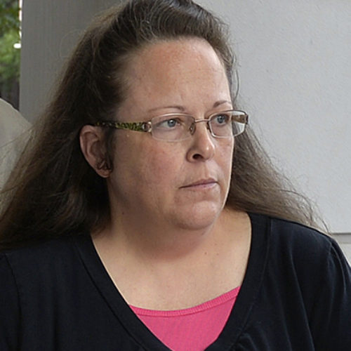 Kim Davis 'Failed So Miserably' at Marriage, But God Used Her