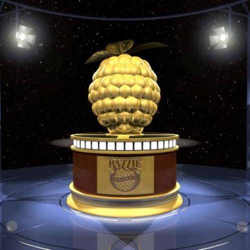 The Razzies Nominations are out and 50 Shades of Grey is in the Lead
