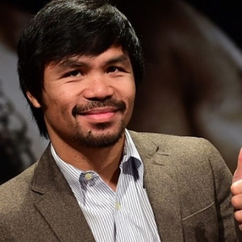 Manny Pacquiao provokes storm by saying gay people are 'worse than animals'