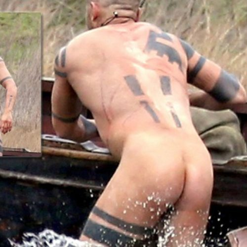 Nice Ass, Tom Hardy!
