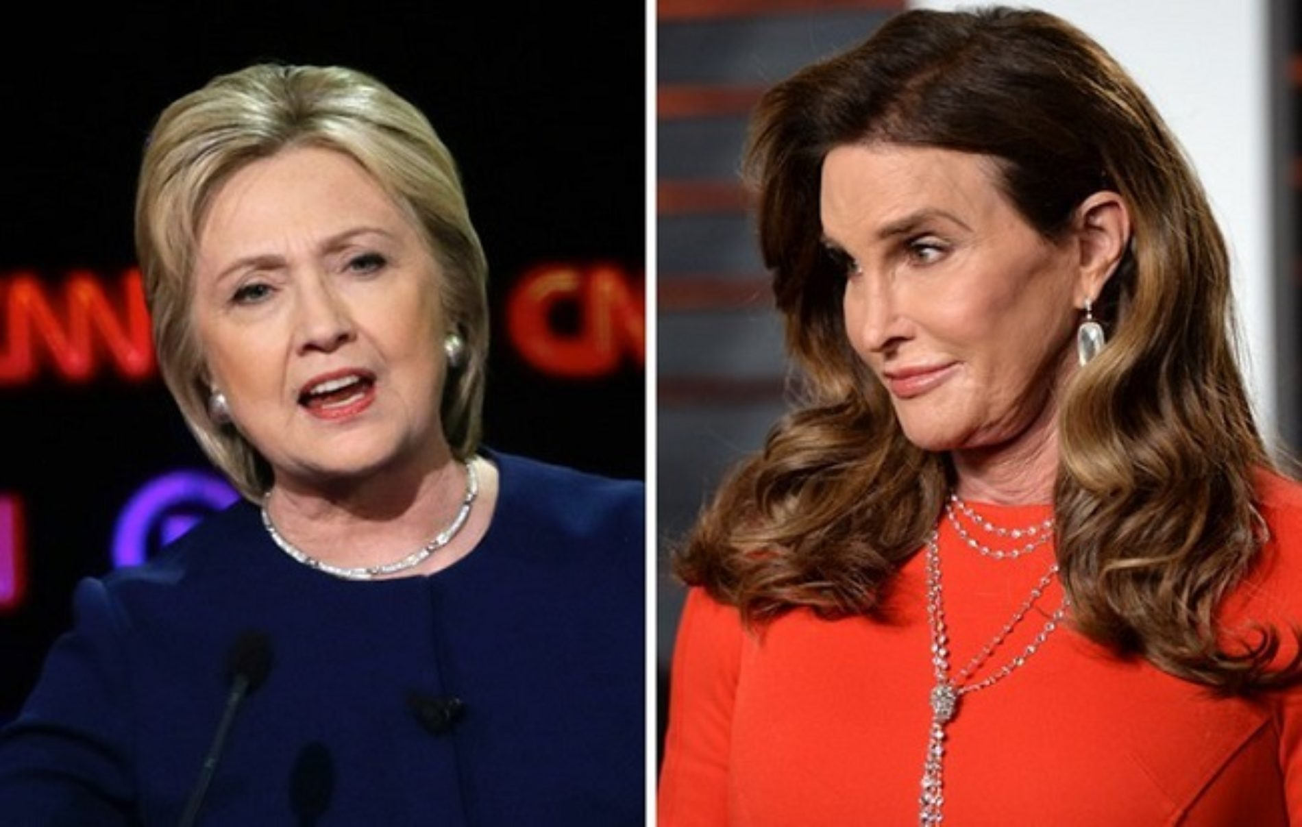 """""""She Only Cares About Herself."""" Caitlyn Jenner Slams Hillary Clinton"""