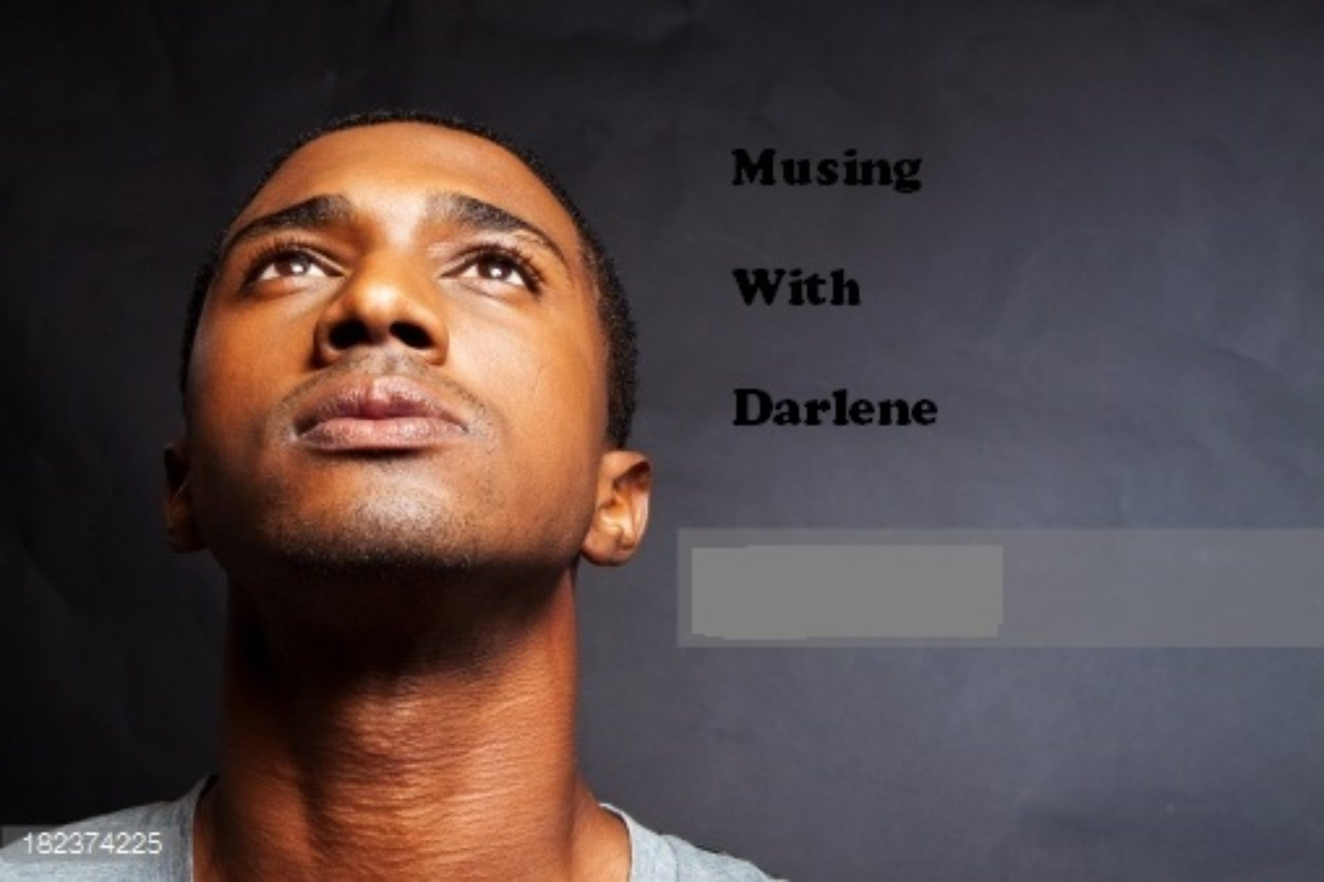 MUSING WITH DARLENE: I AM ANGRY