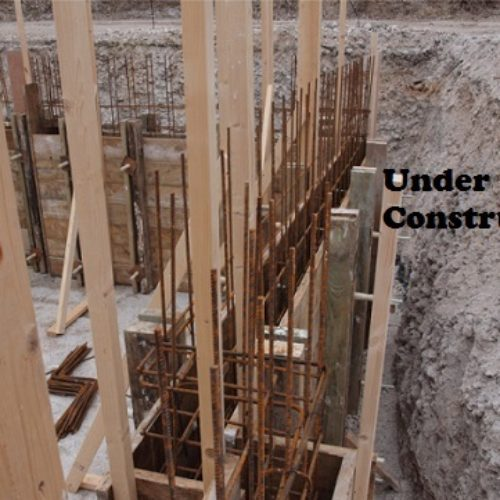 Under Construction: Twenty-Two and Counting
