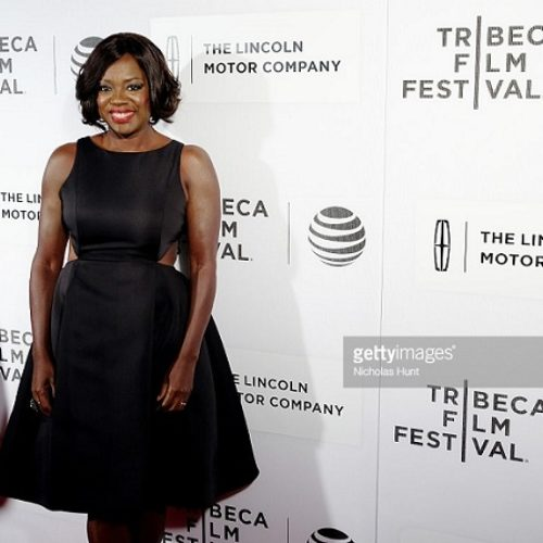 """I'm Fighting For You."" Viola Davis to LGBT Families"