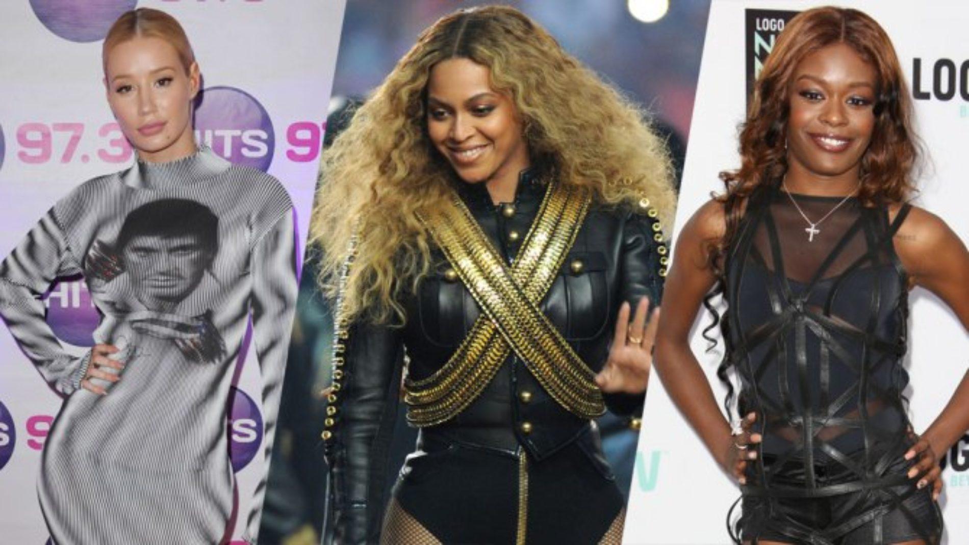 Azealia Banks, Iggy Azalea puts Beyoncé on blast over 'Lemonade'