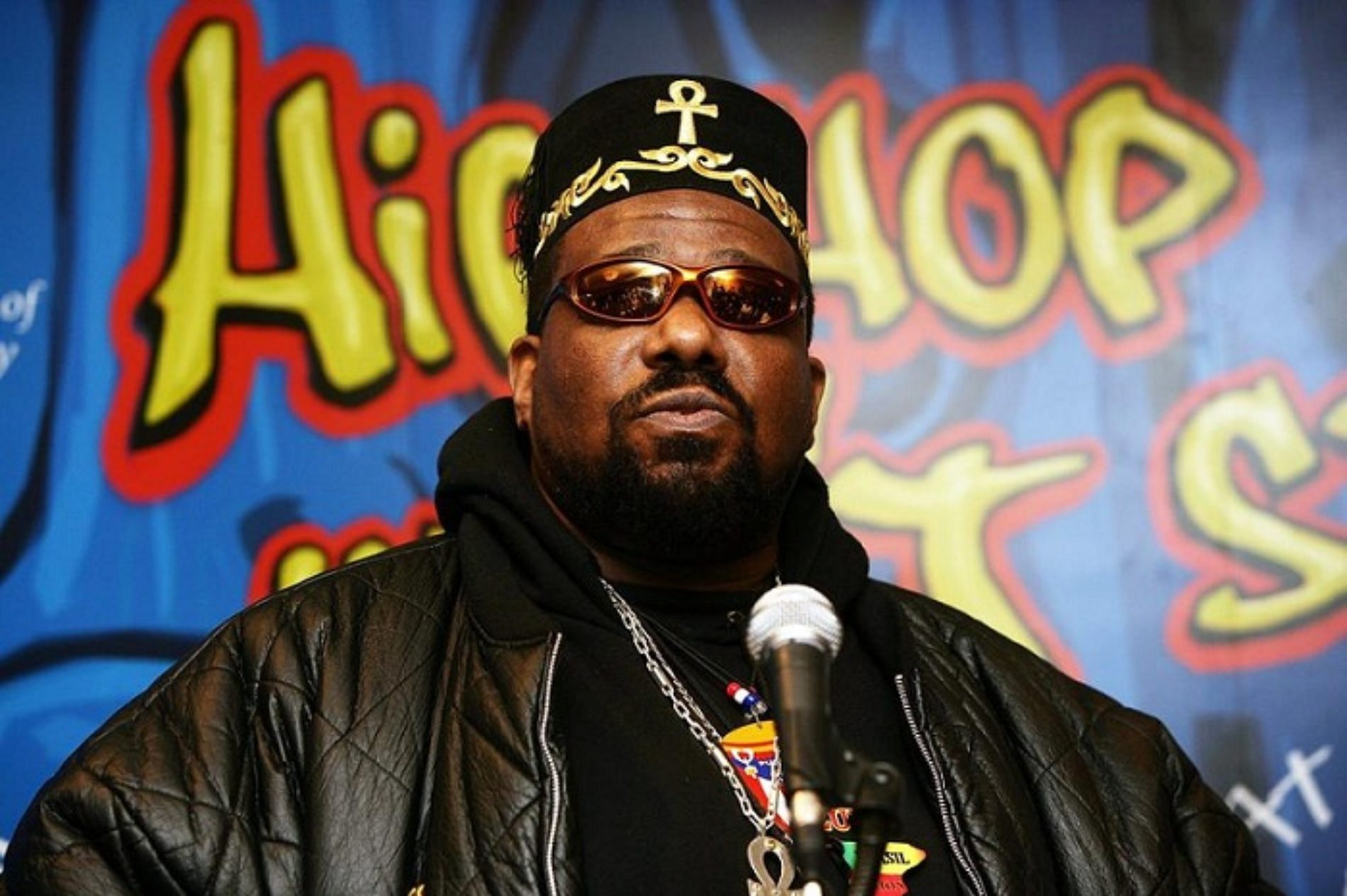 Afrika Bambaataa Faces Allegations of Sexual Abuse with Minor