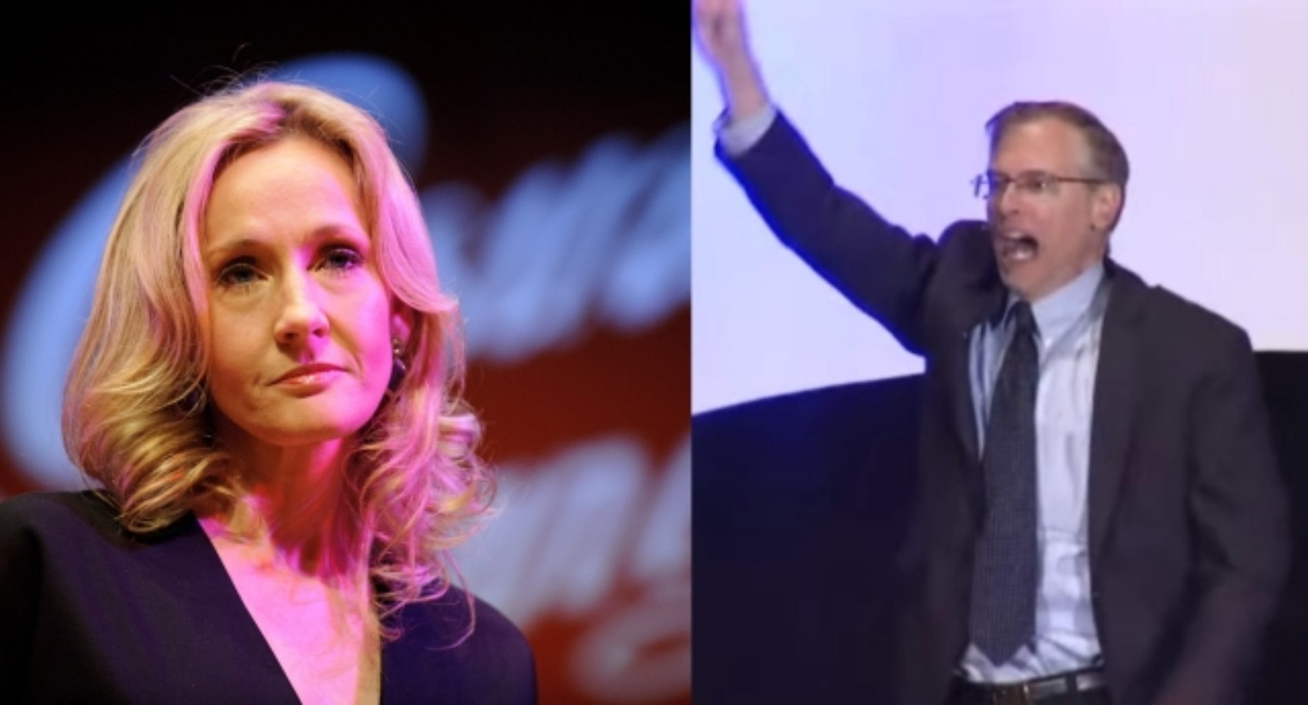 JK Rowling responds to the pastor who thinks Harry Potter is Satanic