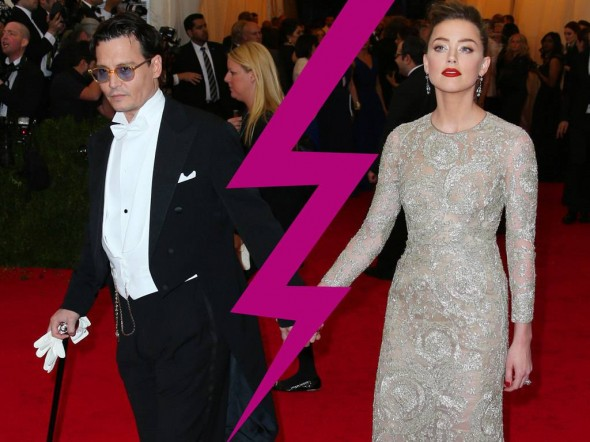 Johnny-Depp-and-Amber-Heard-Two-Lovebirds-Split-Relation-590x442