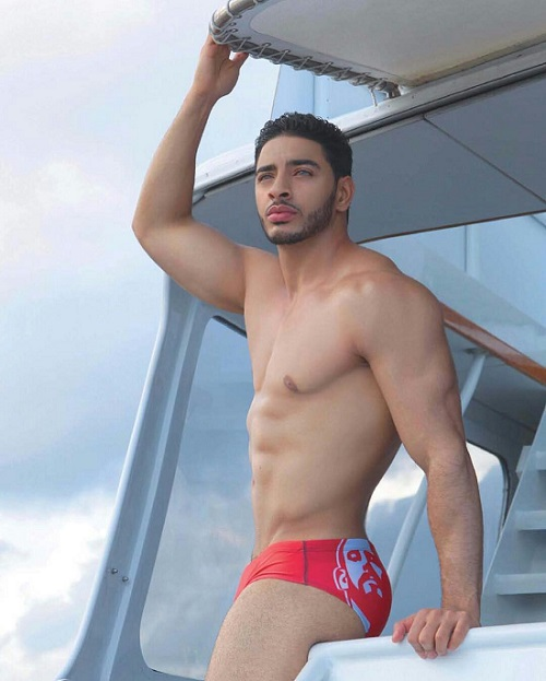 Laith Ashley 09