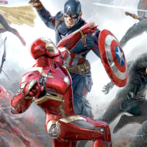 Directors Of 'Captain America: Civil War' Open To LGBT Superheroes