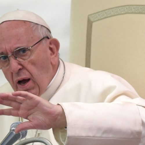 The Pope didn't acknowledge the homophobic nature of the Orlando shooting