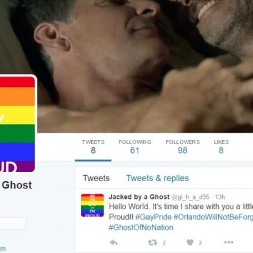 Hacker Floods ISIS Twitter Account With Gay Porn