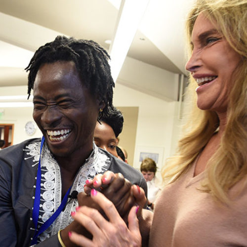Mediatakeout Thinks Caitlyn Jenner Is Dating Bisi Alimi, lol