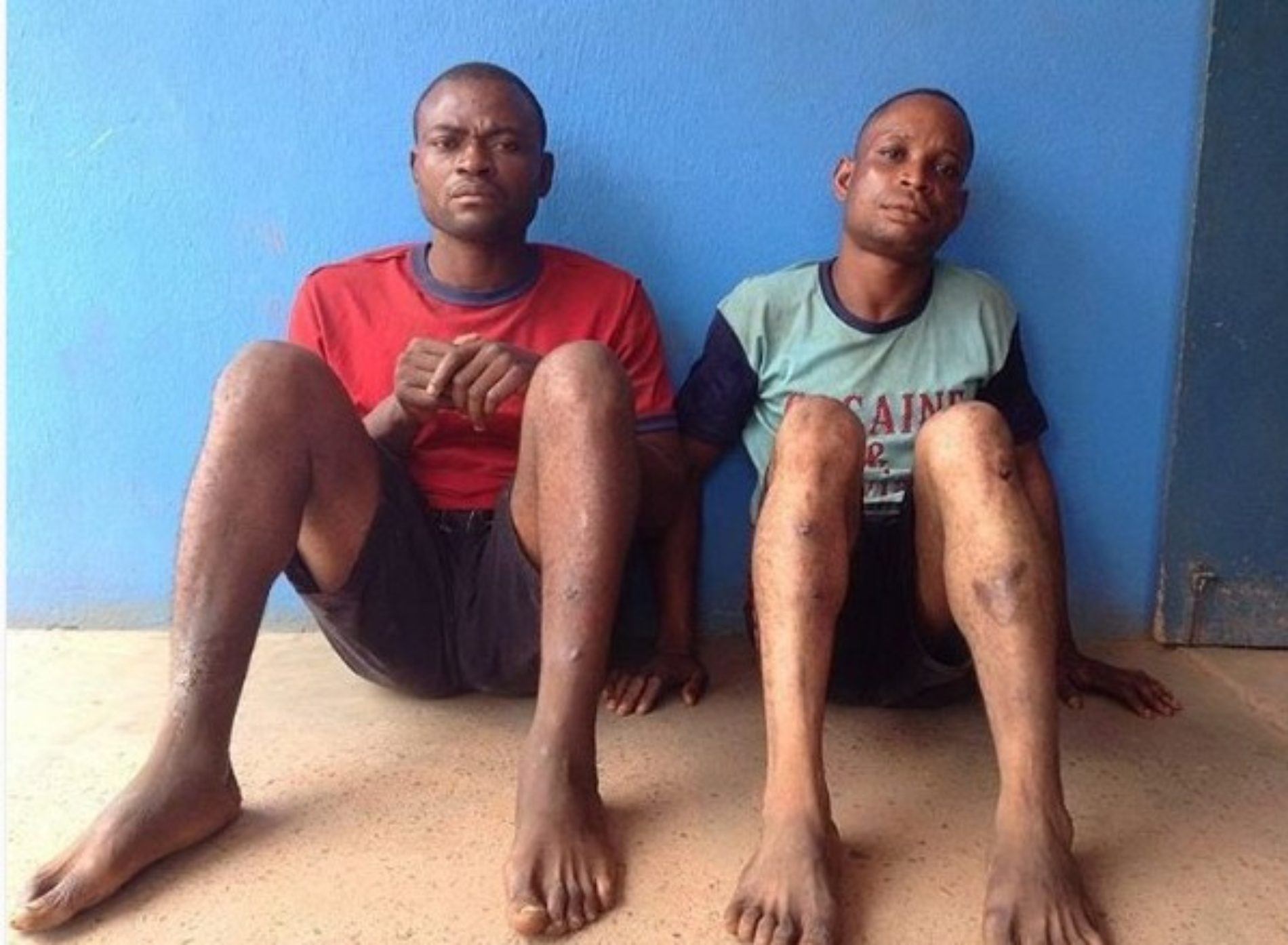 Two alleged gay men escape jungle justice in Enugu State