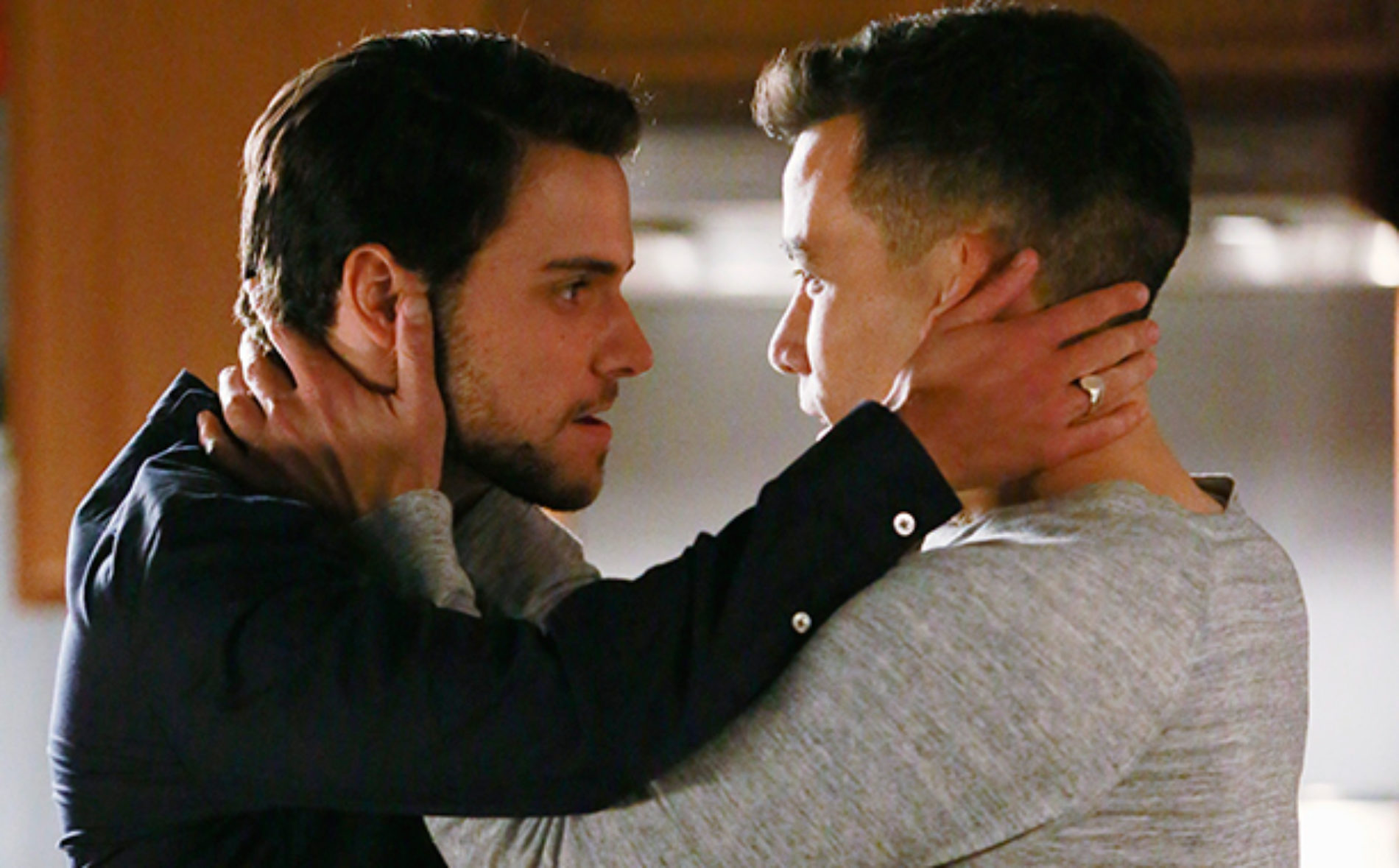 'How To Get Away With Murder' star Jack Falahee and Shonda Rhimes call out Italian TV's censorship of gay sex scene in show