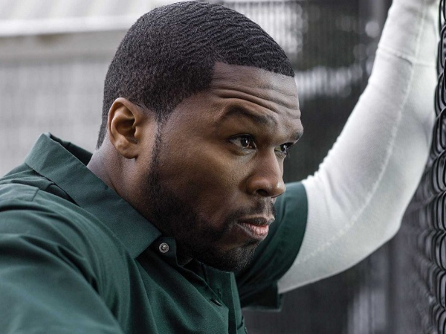 50 Cent Is Nude On 'Power'