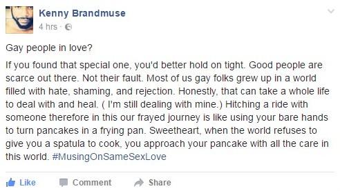 Kenny Badmus muses