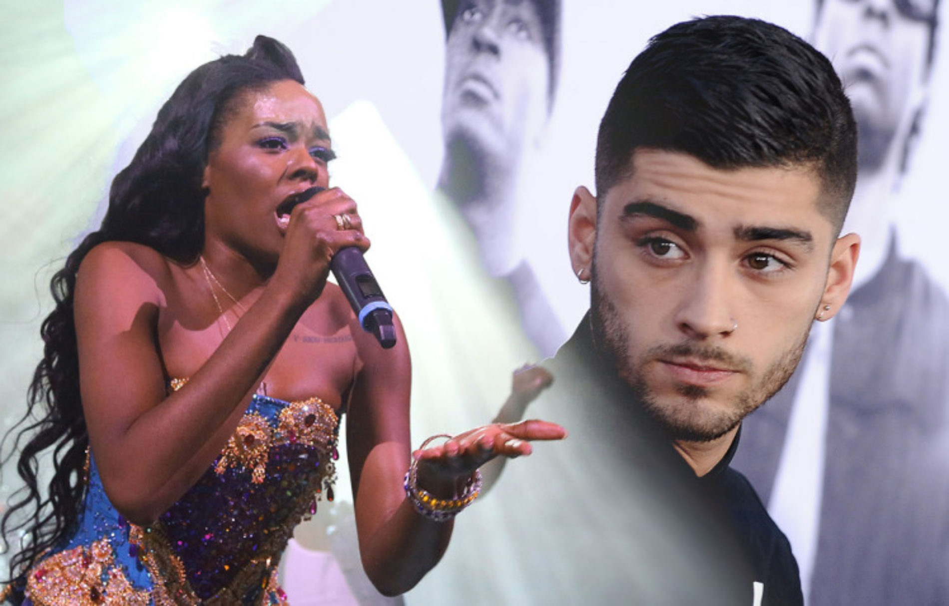Azealia Banks attacks Zayn Malik again, calls him a trans man