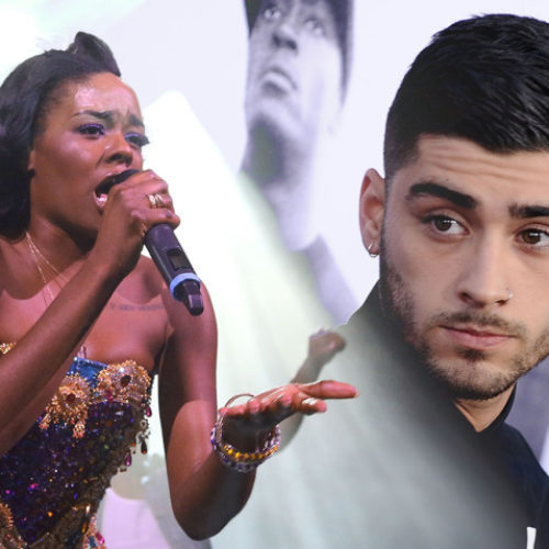 Azealia Banks attacks Zayn Malik again, calls him a trans man
