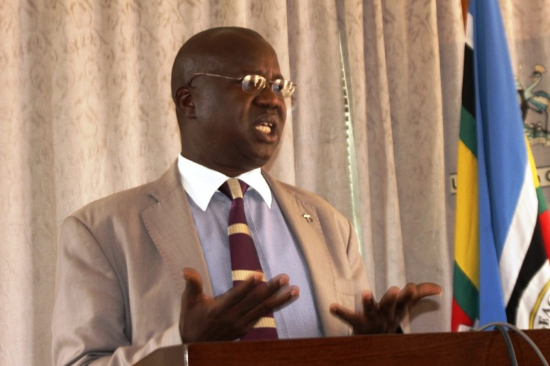Ugandan minister says country cannot afford to buy its 'gay detector' machine