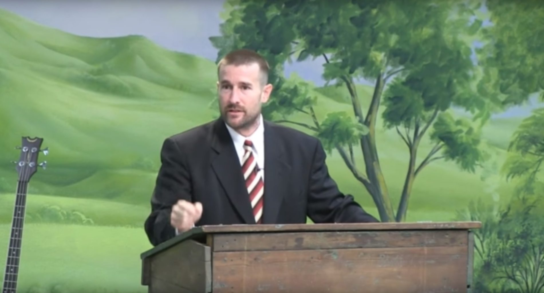 South African churches snub visit from US homophobic pastor, Steven Anderson