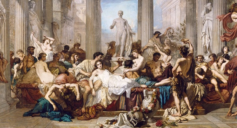 Sexuality in Ancietn Greece and Rome