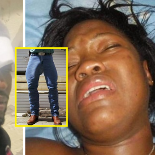 Terrified virgin bride attacks husband after seeing his large manhood for the first time on their honeymoon