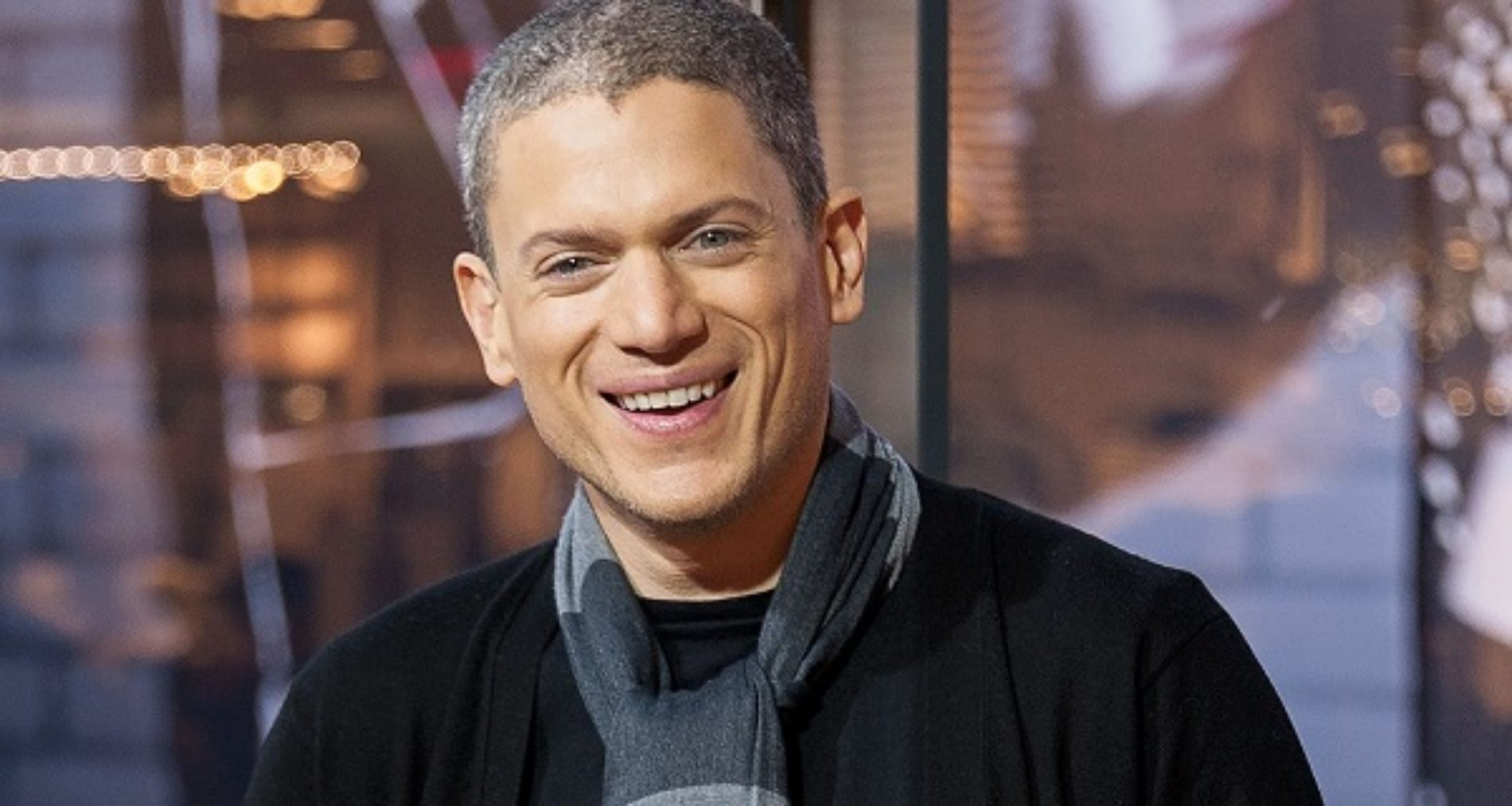 """It Gets Better."" Wentworth Miller has some thoughtful advice to young gays who are struggling"