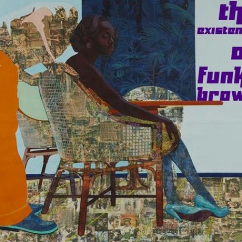 THE EXISTENCE OF FUNKE BROWN (Episode Two)